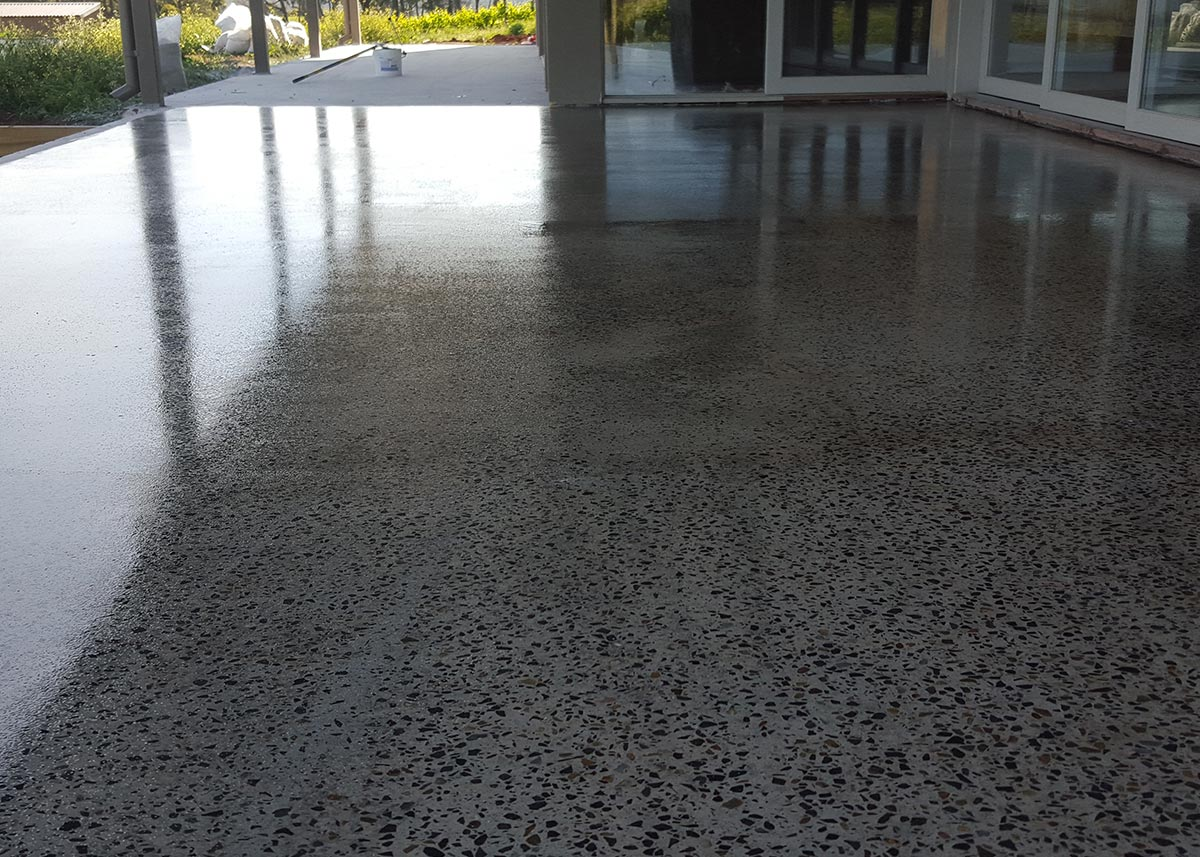 Grind Amp Seal Vic Polished Concrete